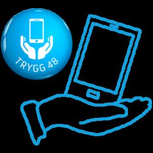 trygg48 logo